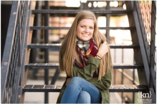 senior pictures in the west bottoms